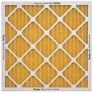 Flanders 85655.012525M11 MERV 11 PRE-PLEAT 40 62RM11 STANDARD-CAPACITY AIR FILTER, 25X25X1 IN