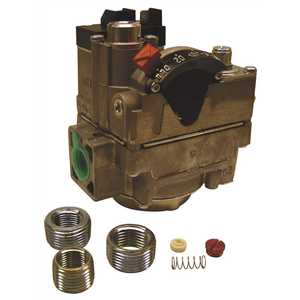 Robertshaw 720-400 Combination Dual Gas Valve without Side Taps