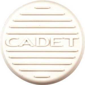 Cadet 40010 Grille Emblem in White
