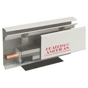 Sterling Heatrim Baseboard R-750-A5 HYDRONIC BASEBOARD HEATER 5 FT