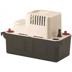Little Giant 554401 VCMA-15UL 115-Volt Automatic Condensate Removal Pump