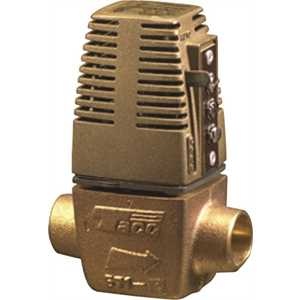 Taco 570 1/2 Gold Series 1/2 in. Bronze 2 Way Hydronic Zone Valve