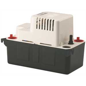 Little Giant 554405 VCMA-15ULS 115-Volt Condensate Removal Pump with Safety Switch
