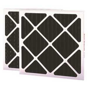 AAF Flanders 81255.021224 12 in. x 24 in. x 2 Activated Carbon Merv 6 Air Filter