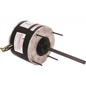 FS1056S OUTDOOR CONDENSER FAN MOTOR, 5-5/8 IN., 208 / 230 VOLTS, 4.4 AMPS, 1/2 HP, 1,075 RPM