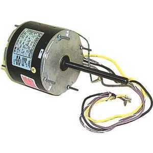 FSE1056SV1 OUTDOOR CONDENSER FAN MOTOR, 5-5/8 IN., 208 / 230 VOLTS, 4.2 AMPS, 1/2 HP, 1,075 RPM