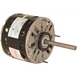 DL1056 STANDARD EFFICIENCY INDOOR BLOWER MOTOR, 5-5/8 IN., 115 VOLTS, 9.0 MAX AMPS, 1/2 HP, 1,075 RPM