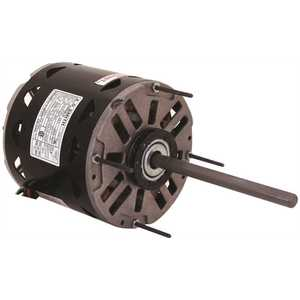 Century FDL1036 FDL1036 HIGH EFFICIENCY INDOOR BLOWER MOTOR, 5-5/8 IN., 115 VOLTS, 6.0 AMPS, 1/3 HP, 1,075 RPM