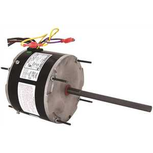 ORM5458 CONDENSER FAN MOTOR, 5-5/8 IN., 208 - 230 VOLTS, 2.0 AMPS, 1/3 HP, 1,075 RPM