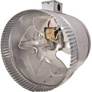Suncourt DB308E 8 in. 2-Speed Inline Duct Fan
