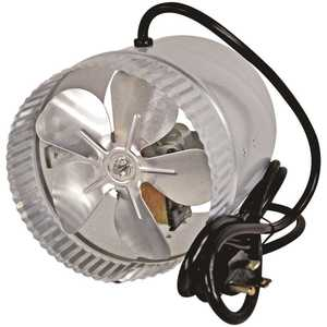 Suncourt DB6GTC 6 in. Corded Duct Fan with More Powerful Motor