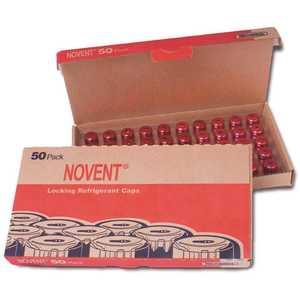 RectorSeal 86683 Novent Pink R410 1/4 in. Thread Refrigent Cap
