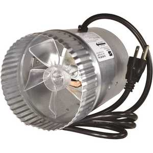 Inductor DB205C 5 in. Corded In-Line Duct Fan
