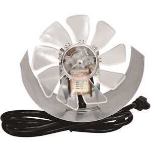Inductor DB100C 6-8 in. Corded In-Line Duct Fan