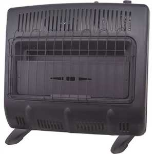 Mr. Heater MHVFGH30NGBT 30,000 Vent Free Blue Flame Natural Gas Garage Space Heater