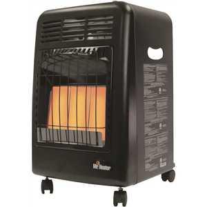 Mr. Heater MH18CH 18,000 BTU Radiant Propane Portable Cabinet Space Heater