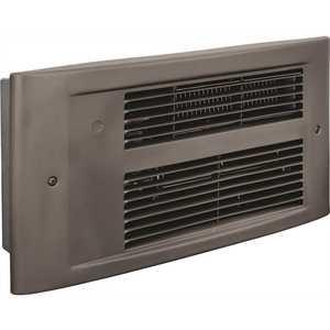 King Electric PX1215-SN-R PX 120-Volt, 1500-Watt, Electric Wall Heater in Satin nickel