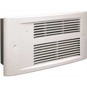 King Electric PX1215-WD-R PX 120-Volt, 1500-Watt, Electric Wall Heater in White Dove
