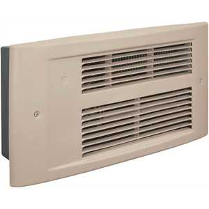 King Electric PX1215-AD-R PX 120-Volt, 1500-Watt, Electric Wall Heater in Almondine