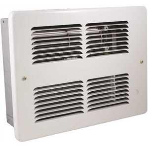 King Electric WHF2420-W WHF 240-Volt 2000-1000-Watt Electric Wall Heater in White