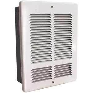 King Electric W2420-W 240-Volt 2000-Watt Electric Wall Heater in White