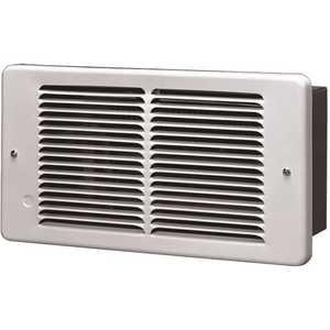King Electric PAW1215-W 120-Volt 1500-Watt Pic-A-Watt Electric Wall Heater in White