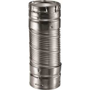 DuraVent 4DV24 DuraConnect I 4 in. Dia x 24 in. L Single-Wall Flex Connector