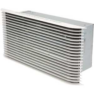 King Electric PAW2422-U-W PAW 2250-Watt 7677 BTU Electric Wall Heater 240-Volt with Ultra Grill White