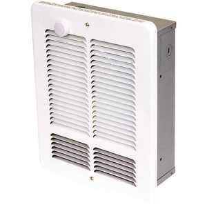 King Electric W1215-T-W W 1500-750-Watt 5118 BTU Electric Wall Heater 120-Volt with SP Stat White