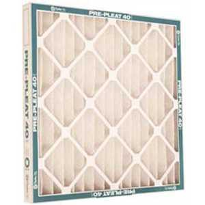 AAF Flanders 80055.011230 12 in. x 30 in. x 1 40 Pre-Pleat Air Filter MERV 8