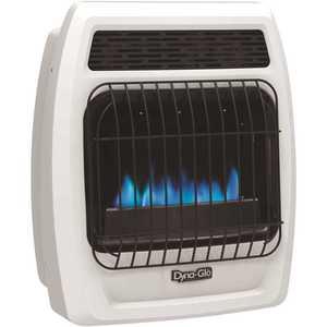 Dyna-Glo BFSS10LPT-4P 10,000 BTU Blue Flame Vent Free Liquid Propane Thermostatic Wall Heater