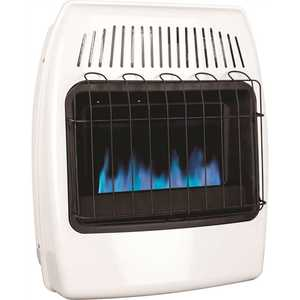 Dyna-Glo BF20NMDG-4 20,000 BTU Vent Free Natural Gas Blue Flame Wall Heater