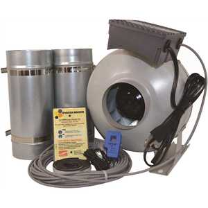 Suncourt DRM04 Centrasense DEDPV Clothes Dryer Booster Fan Kit