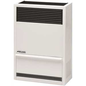 Williams 1403822 Direct-Vent Gravity Wall Heater 14,000 BTUH, 65% AFUE, Natural Gas