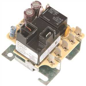 Emerson 57T01-843 Trane Direct Replacement Single Stage Blower Time Delay Used for Postpurge on Trane Air Handlers