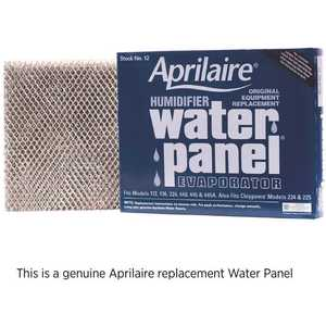 Aprilaire 12 Water Panel For Models 112, 224, 225, 440, 445 And 448