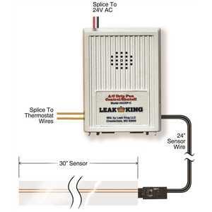 LEAK KING ACDP-C Airconditioner condensate drip pan leak shutoff control