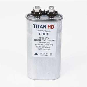TITAN HD POCF30A 30 MFD 440/370-Volt Oval Run Capacitor