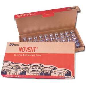 RectorSeal 86694 Novent Silver Universal 1/4 in. Thread Refringent Cap
