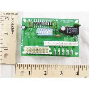 Trane CNT3600 16 Pin ICM Fan Control