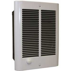 Qmark CZ1048T COS-E 3412 BTU Compact Zonal Fan Heaters Electric Furnace with Thermostat
