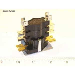 Rheem 42-23116-09 24V 3PST N/O Sequencing Relay