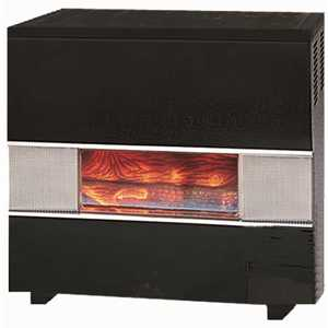 Williams 3502922A 35,000 BTU Fireplace Front Natural Gas Room Heater with Blower
