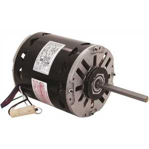 Century 9605A 3 SPEED DIRECT DRIVE BLOWER MOTOR, 5-5/8 IN., 277 VOLTS, 3.0 AMPS, 3/4, 1/2, 1/3 HP, 1,075 RPM