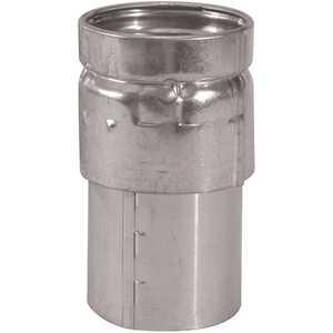 SELKIRK 105240 5 in. Steel Gas Vent Draft Hood Connector
