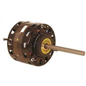Century BL6414 BL6414 SINGLE SHAFT FAN / BLOWER MOTOR , 5 IN., 115 VOLTS, 6.5-4.0-3.0 AMPS, 1/5-1/5-1/10 HP, 1,050 RPM