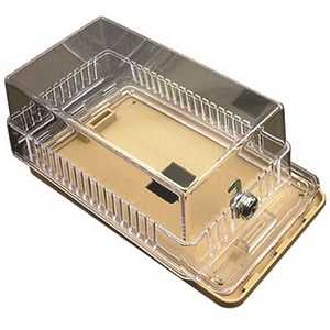 Diversitech 585-TG1 5-3/4 in. x 3-1/2 in. x 2-3/4 in. Thermostat Guard Clear Plastic Cover