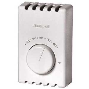 Honeywell Home T410B1004 Non-Programmable Two Pole Electric Baseboard Heater Thermostat
