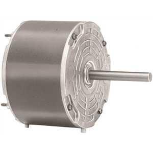 FASCO D847 D847 1-SPEED CONDENSER FAN MOTOR, 5.6 IN., 208 / 230 VOLTS, 0.9 AMPS, 1/8 HP, 1,025 RPM