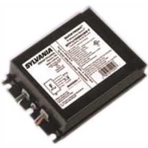 Sylvania 51914 Electronic Metal Halide Ballast F-Can for One 100-Watt Lamp Universal Voltage Qtp1x100mhunvf 120-Volt-277-Volt